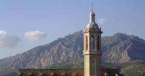 Esparreguera, campanar del Llobregat