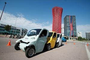 L'Hospitalet, pionera en España del coche eléctrico de uso compartido