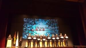 Els Mossos d'Esquadra del territori celebren el seu dia gran, el Dia de les Esquadres