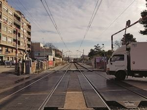 El proyecto constructivo del soterramiento de las vías en Sant Feliu se presentará el jueves 3 de mayo