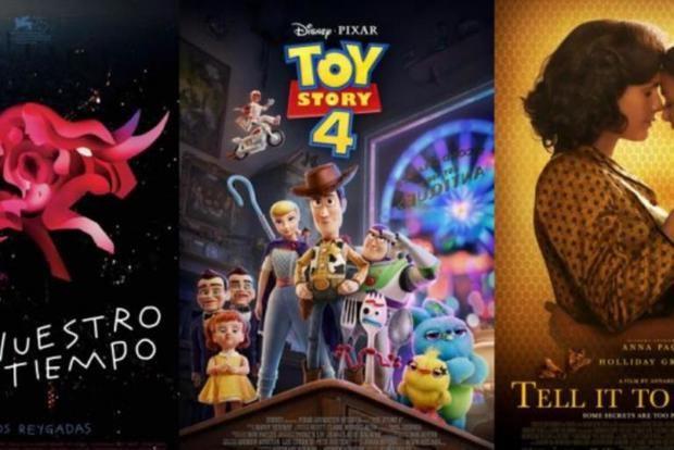 Esta semana hay 12 estrenos en España. Varias joyas