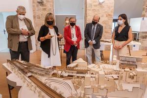 Los estudiantes de Arquitectura visualizan la futura transformación urbana de L'Hospitalet