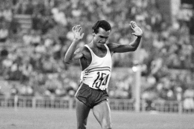 El mundo de la marcha atlética pierde al mítico deportista pratense Jordi Llopart