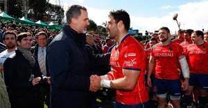 La selección española de rugby, a un paso de jugar su primer mundial
