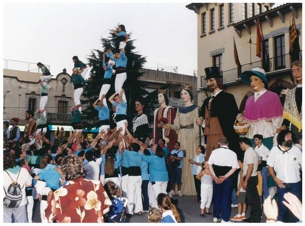 Sant Vicenç dels Horts viu la seva Festa Major d'Estiu del 2017