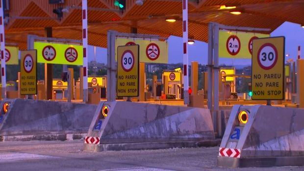 El Gobierno planea 'reabrir' el peaje de Martorell pero con bonificaciones