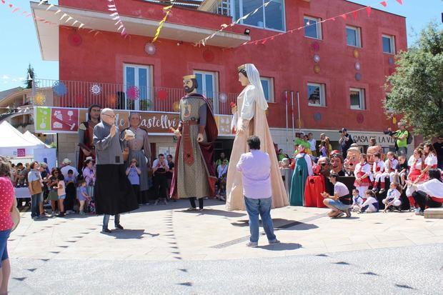 Castellví cierra su Fiesta Mayor con éxito de afluencia