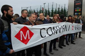 Más servicios mínimos para la segunda huelga de Metro de Barcelona