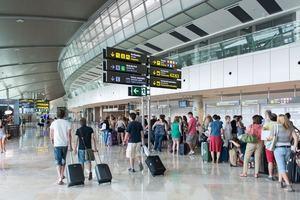 El aeropuerto ya suma 30 millones de pasajeros en lo que va de año