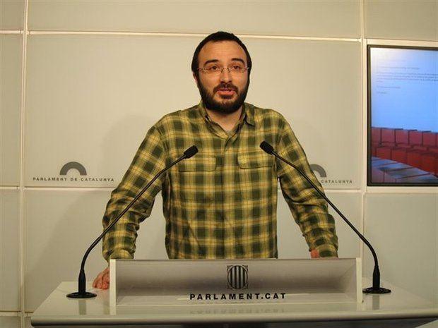 El molinense Albert Botran formará parte de la lista de la CUP al Congreso por Barcelona