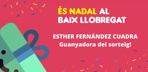 Una vecina de El Papiol gana el concurso Es Nadal del Consorci de Turisme del Baix Llobregat