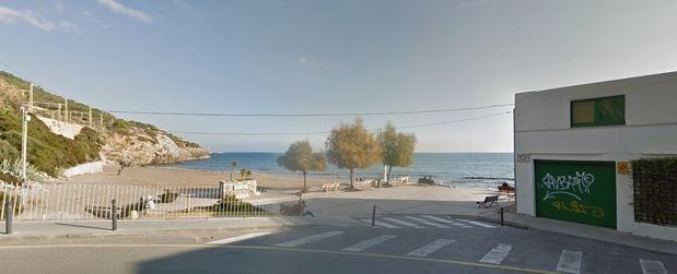 La zona donde se cree que el vecino de Sant Boi pudo desaparecer.