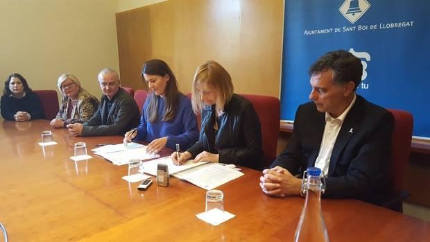 La Gasol Foundation trasllada la seu catalana a casa seva: Sant Boi