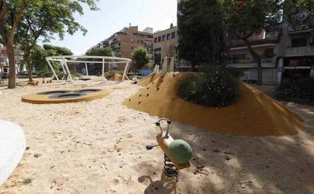 Gavà reabre todos los parques infantiles con motivo de la vuelta al cole
