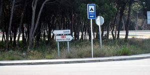 Muere un ciclista en la C-31 de Gavà tras ser atropellado por un turismo