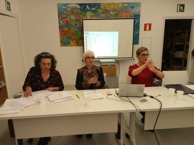 Genoveva Català, nueva presidenta del Centre d'Estudis del Baix Llobregat