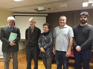 Agentes sociales de Cornellà firman el Manifiesto 'Gent gran. Viure amb dignitat'