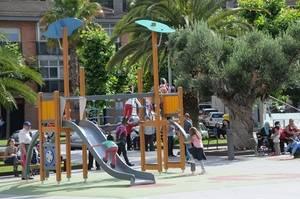Sant Andreu de la Barca reivindica el parque como elemento del espacio p�blico