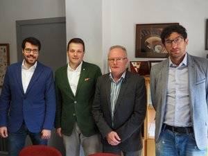 Gerard Figueras impulsa l'augment dels ajuts de Generalitat i Diputació al programa Esport Blanc Escolar