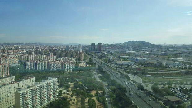 """Rull qualifica """"d'irreversible"""" el pla urbanístic de la Granvia, però obre la porta a la """"reorientació de determinats aspectes"""""""