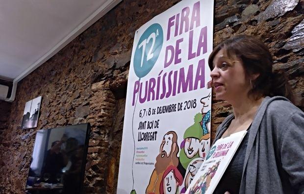 Raquel Gu, autora del cartel.