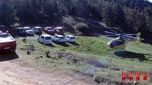 Un 'boletaire' de Santa Coloma de Cervelló, de más de 80 años, desaparece en Guixers (Solsonès)
