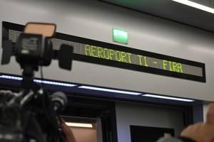 Envit dels treballadors de Metro de Barcelona amb la convocatòria de dues vagues durant el Mobile World Congress