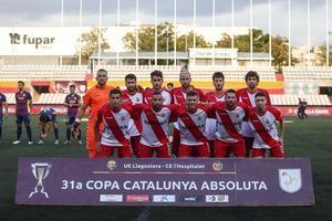 El CE L'Hospitalet gana en la tanda de penaltis la primera Copa Cataluña Absoluta de su historia