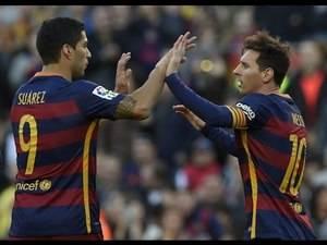 Messi apadrina a Suárez hasta con su casa de Castelldefels