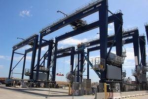 La terminal de Hutchison del puerto aumenta su capacidad