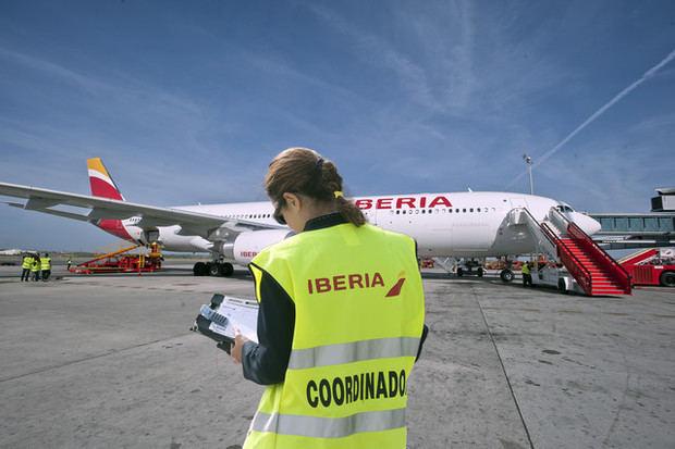 Establecidos los servicios mínimos para la huelga de Iberia en el Aeropuerto de El Prat