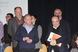 El PSC del Baix Llobregat ja té nova executiva
