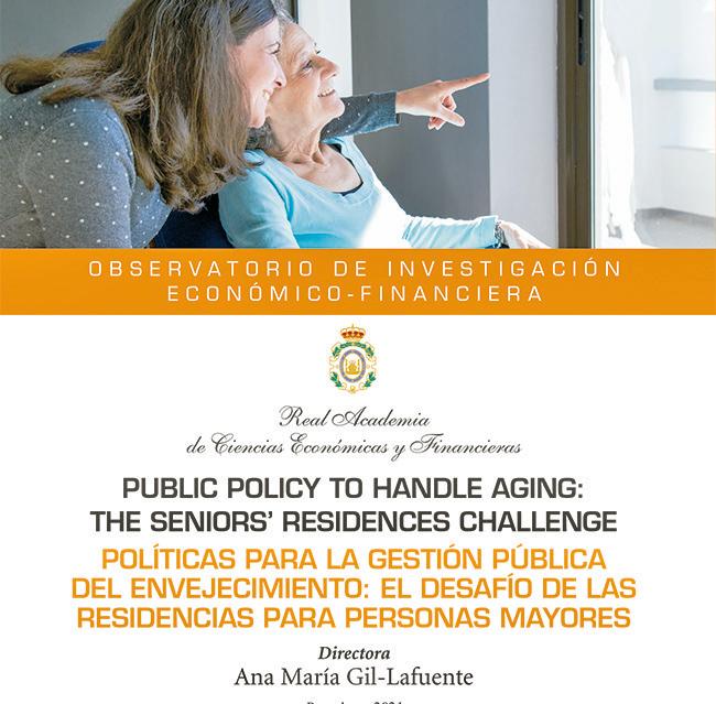 La inclusión digital será esencial en la gestión pública del envejecimiento