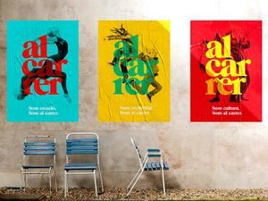 Música, danza y circo: las tres figuras seleccionadas por La Pinza para la campaña del Teatre Al Carrer 2019 de Viladecans
