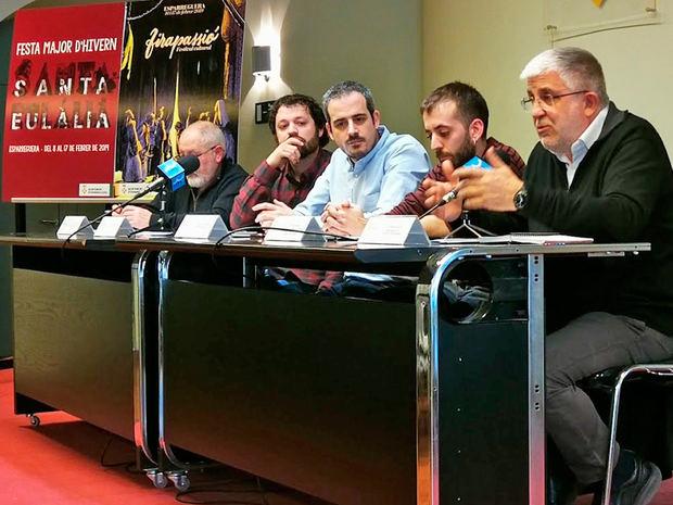Esparreguera viajará al año 0 para celebrar la primera Fira de la Passió de toda Cataluña