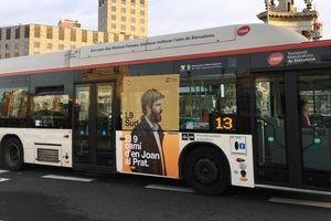 Crece un 3% el número de pasajeros del transporte público metropolitano