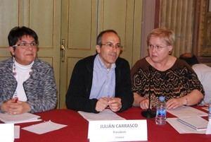 Julián Carrasco, reelegido presidente de la Federación de Asociaciones de Vecinos del Baix