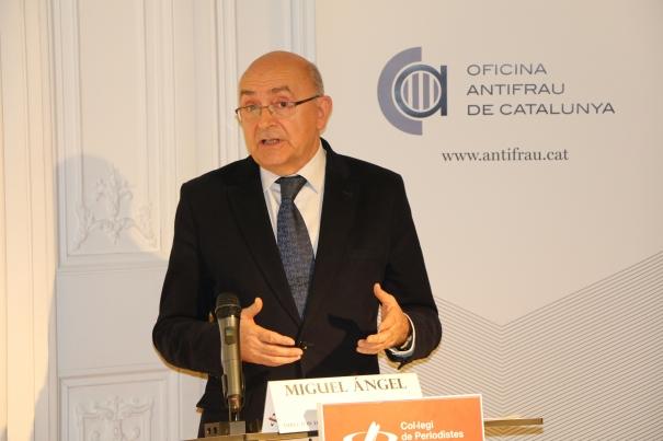 Miguel Ángel Gimeno, actual director de la OAC
