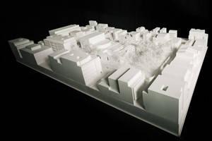 El Prat exposa els cinc projectes finalistes del que serà el nou Teatre Artesà