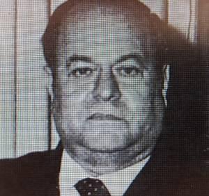 Imatge d'arxiu d'Isidre Segura a l'any 1983