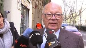 Muere el hospitalense Jacint Borràs, histórico dirigente de Convergència y actual presidente del partido