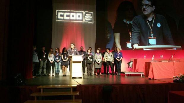 Josep Maria Romero Velarde, nou secretari general de CCOO Baix Llobregat, Alt Penedès, Anoia i Garraf
