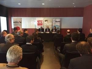 """Josep Perpinyà: """"Hay que flexibilizar las normas en los polígonos industriales para facilitar la actividad económica"""""""