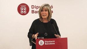 La jueza imputa a la alcaldesa de L'Hospitalet, Núria Marín, por una presunta trama de corrupción
