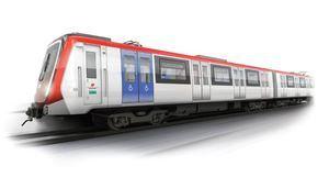 Simulación de los nuevos trenes que circularán por las líneas 1 y 3 de metro