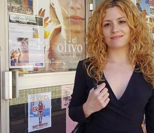 Ferrés, frente al conocido Cine Capri de El Prat