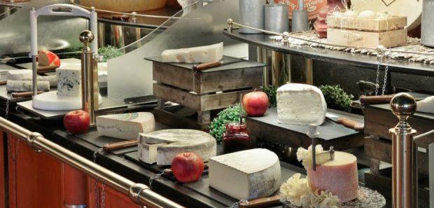 Les Grands Buffets, cocina tradicional francesa en un buffet a precio de saldo