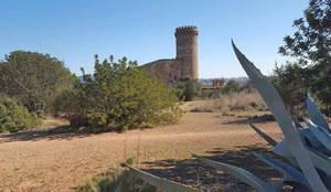 Torre Salvana, el patrimoni que pot arruïnar Santa Coloma de Cervelló