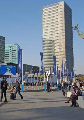 El MWC genera 3.000 millones de euros en diez años