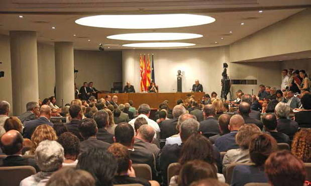 La Diputació de Barcelona, en el punt de mira
